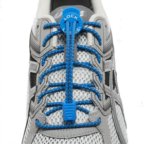 Lock Laces Run Laces - bleu